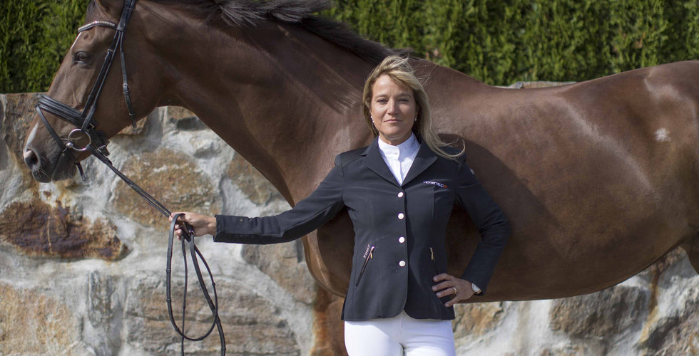 """Breakit - Horsemeup rider över Öresund: """"Vi ska vara där våra ryttare finns"""""""