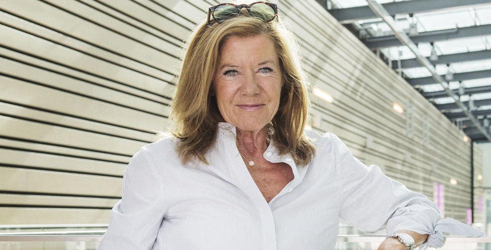 """Collectors grundare Lena Apler efter vd-skandalen: """"Vi väljer att se framåt"""""""