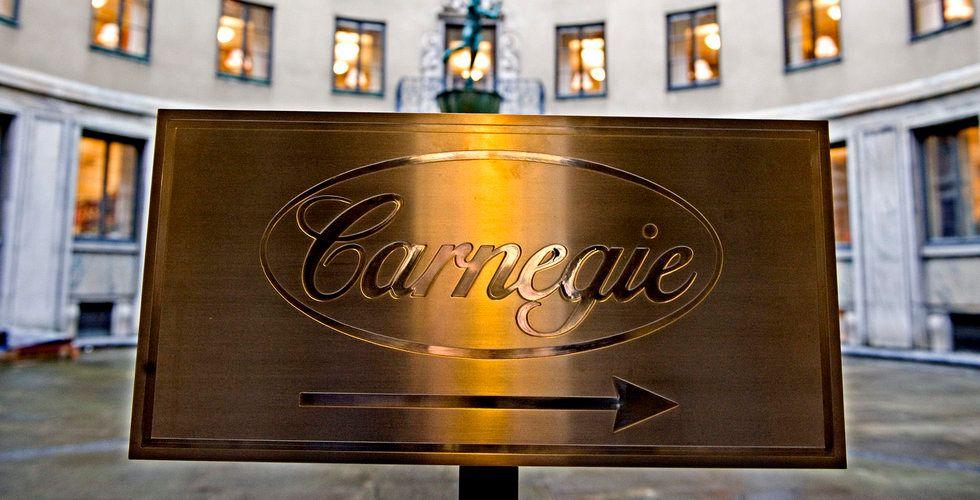 Carnegie stödköper i nynoterade Edgeware