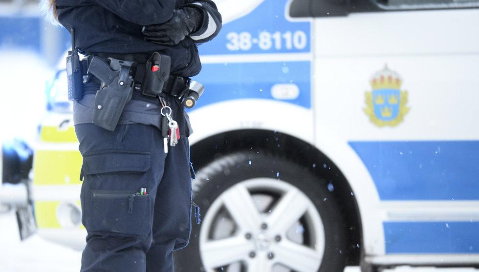 Svenska polisen köper in drönare av försvarsjätten Saab
