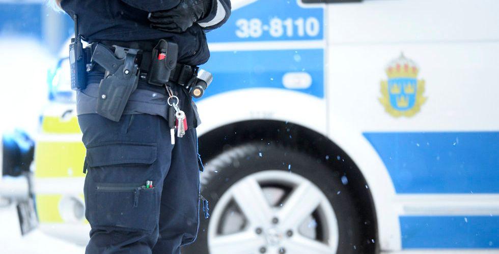 Breakit - Svenska polisen köper in drönare av försvarsjätten Saab