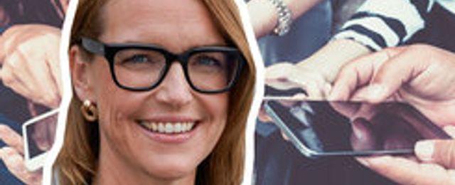 """Nellys vd Anna Ullman Sersé efter tuffa tiden: """"Vi kan aldrig luta oss tillbaka"""""""