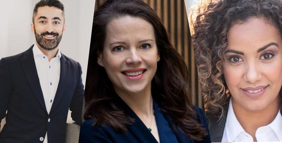 Startup Sweden plockar in Aurore Belfrage och Nora Bavey som rådgivare