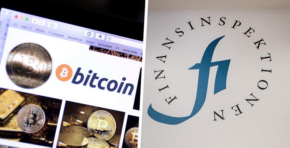 """Fi varnar återigen för kryptovalutor: """"Olämpliga"""""""