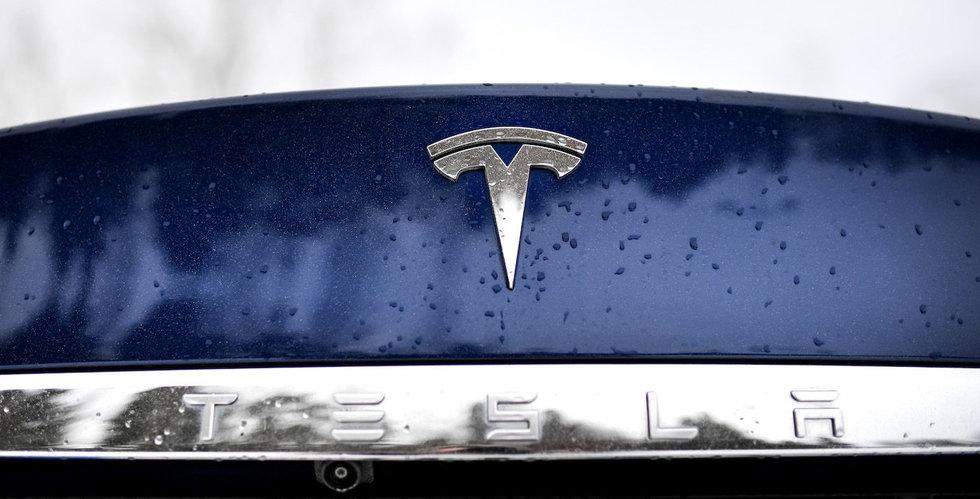 Ny Tesla-krasch i USA