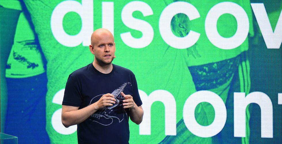 Spotifys tunga samarbeten – video, poddar och ny löpfunktion