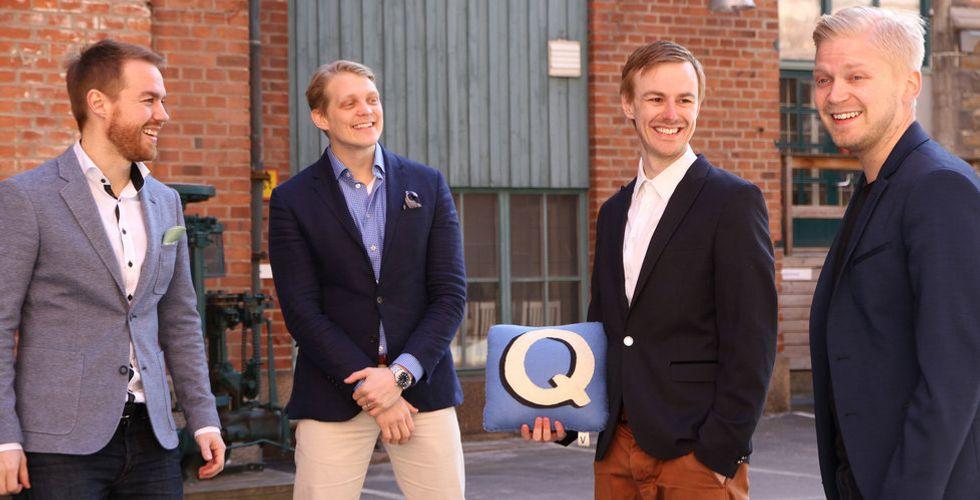 """Breakit - Quizkampen expanderar internationellt: """"Vi har medvind nu"""""""