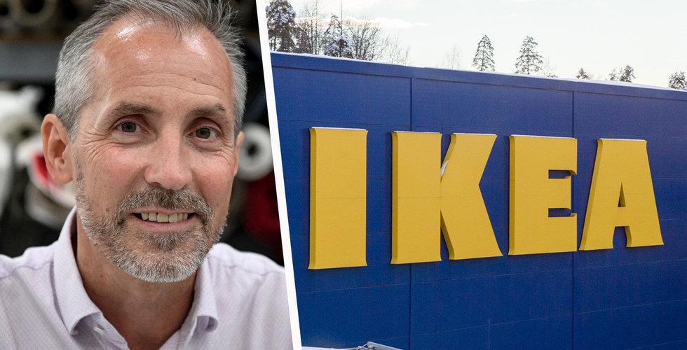 Breakit - Ikea-chefen om den stora utmaning: Det är vårt största problem