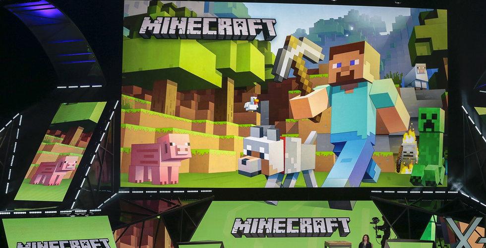 Breakit - Minecraft uppe i 74 miljoner aktiva spelare - ökade med nära 20 miljoner under 2017