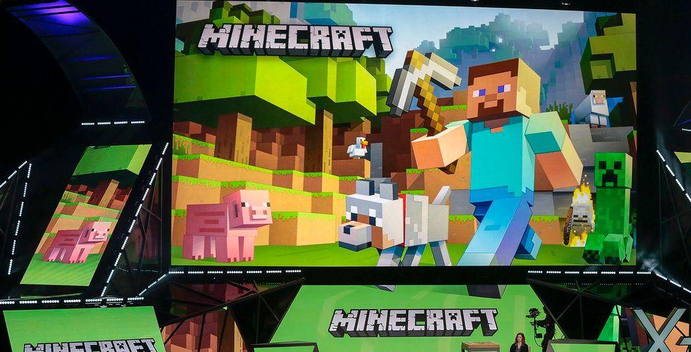 Minecraft uppe i 74 miljoner aktiva spelare - ökade med nära 20 miljoner under 2017
