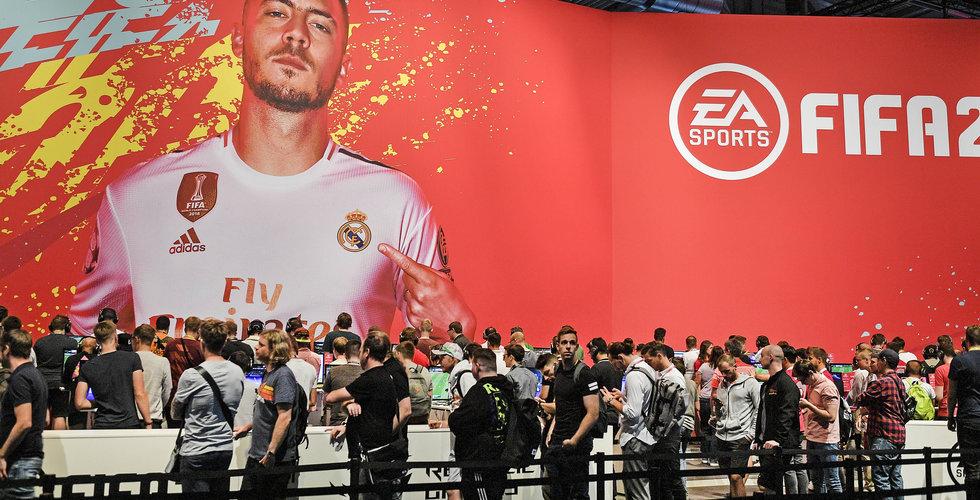Electronic Arts utsatt för hackerintrång – kod till Fifa21 stulen