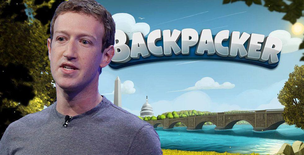 Spelstudion bakom Backpacker får draghjälp – från Facebook