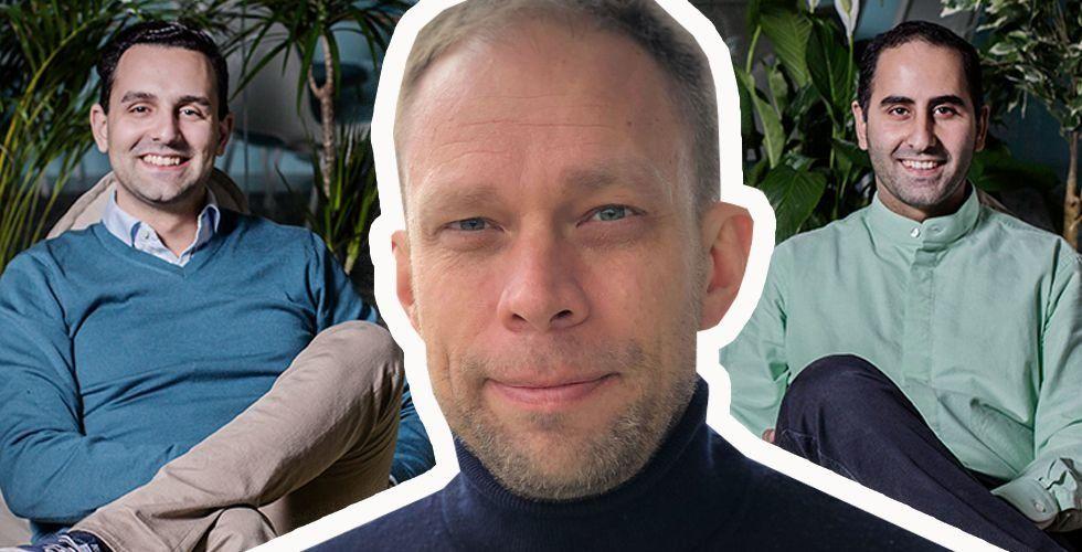 """Martin Hävner : """"Var försiktig med barnens sparpengar i Truecaller"""""""