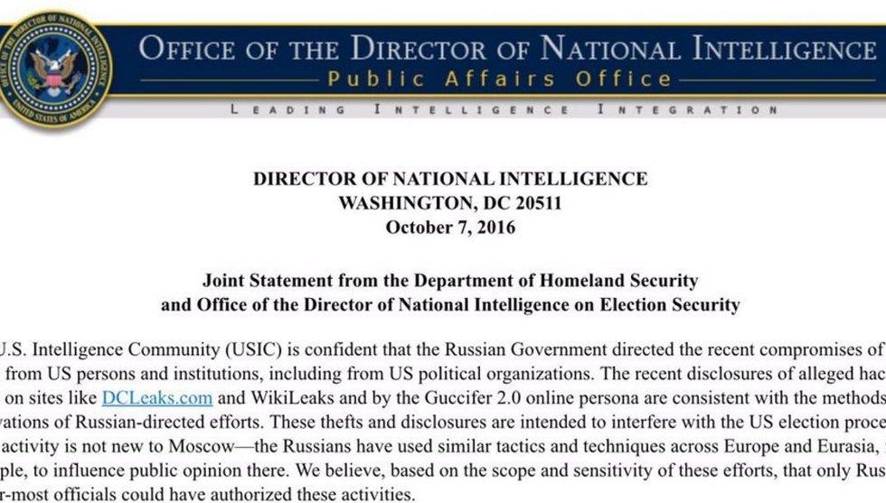 """Breakit - USA: Vi är """"säkra"""" på att Ryssland hackat våra politiska partier"""