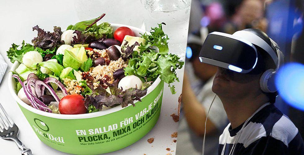 Matkung från Vänersborg pumpar in miljoner i VR-bolaget Univrses