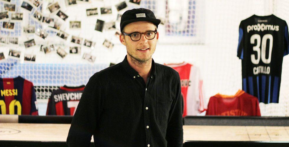 Patrik Arnesson: Så skapade vi världens bästa startupkontor