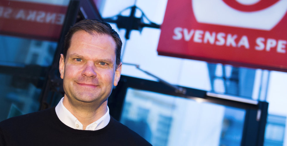 """Svenska Spels vd sågar konkurrenternas reklam: """"Vi försöker i alla fall"""""""