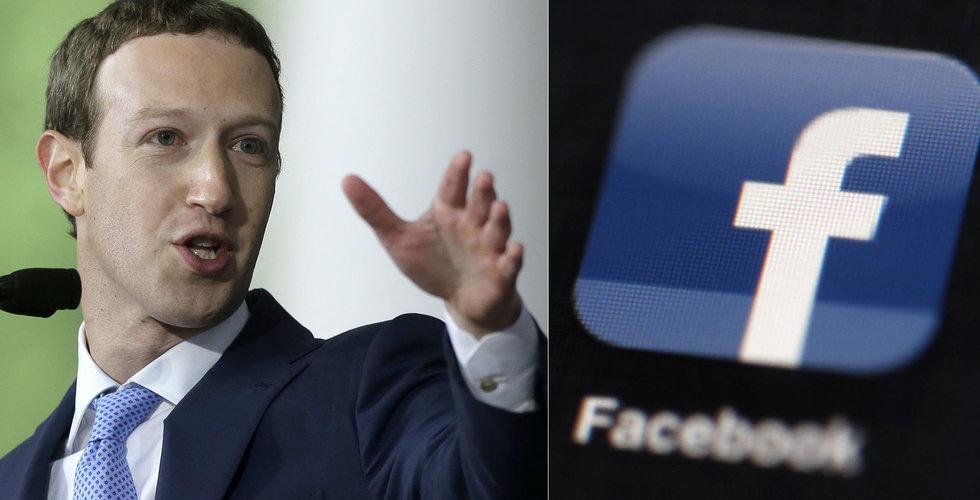 Breakit - Porrbilder, våld och fejkkonton – här är allt som Facebook rensat bort