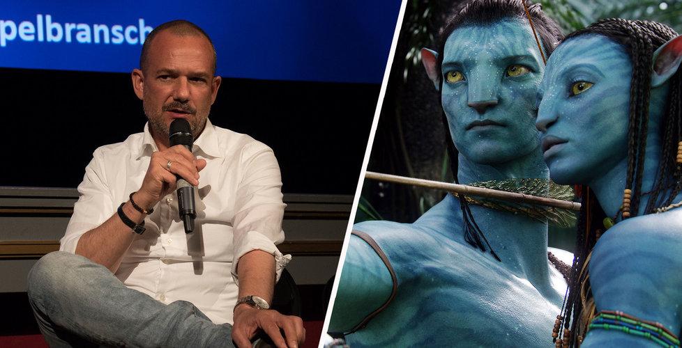 Breakit - Massive-chefen David Polfeldt ska slå rekord med Avatar