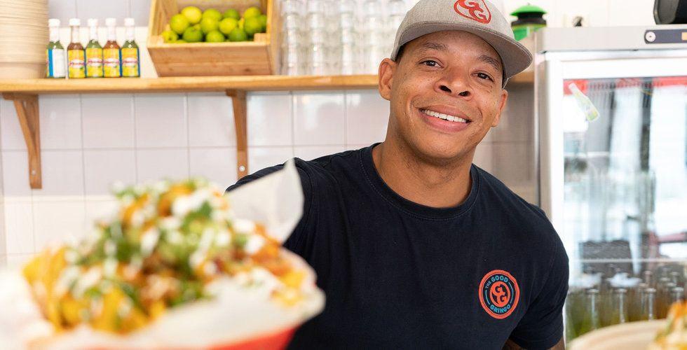 Bankerna gav kalla handen – nu är Kenny restaurangbranschens nya fixstjärna