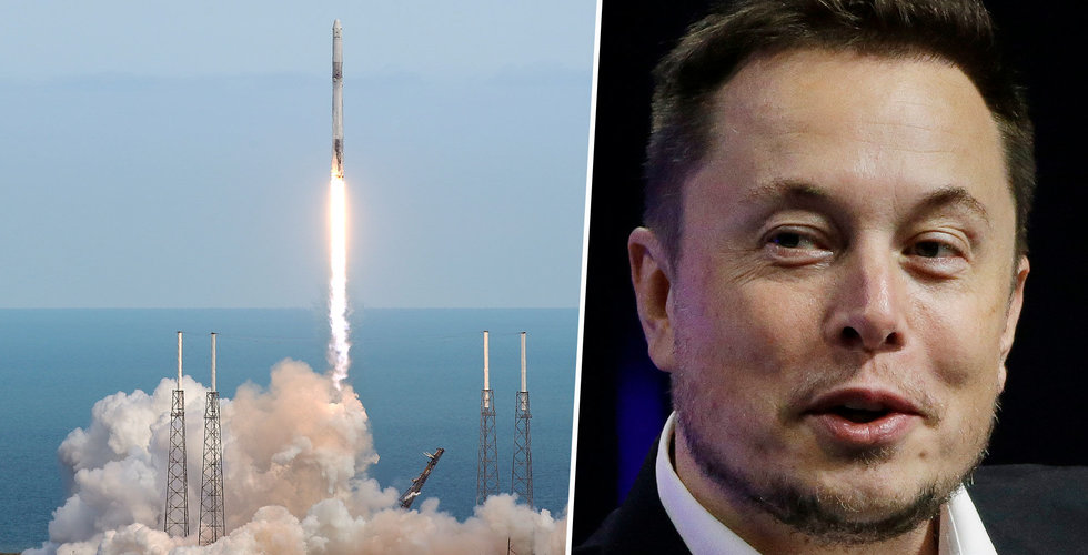 Space X i samarbete med Nasa – ska hitta liv i yttre rymden