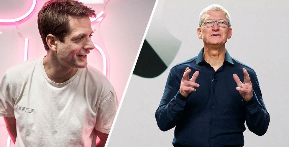 """Klarna-chefen ger sig in i Apple-debatten: """"Använder sin position på ett sätt som är väldigt tvivelaktigt"""""""