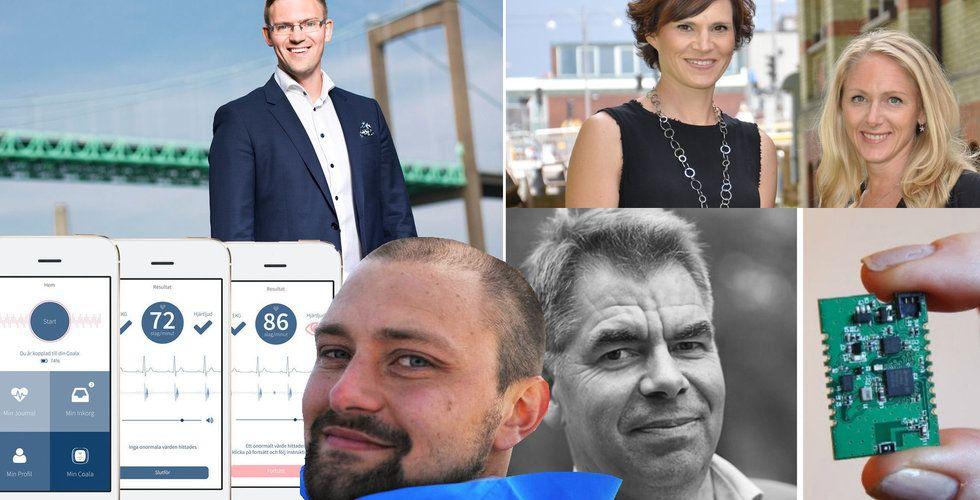 Är det här Sveriges 33 allra hetaste startups inom ny teknik?