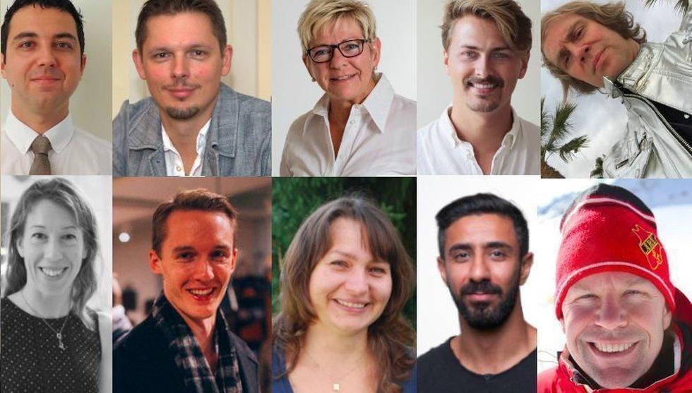 Ny exklusiv lista: Här är Sveriges 10 mest innovativa entreprenörer