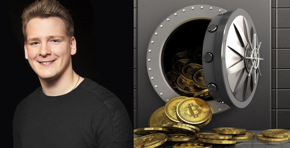 Breakit - Kryptoexperten Ivan Liljeqvist – så skyddar du din kryptovaluta