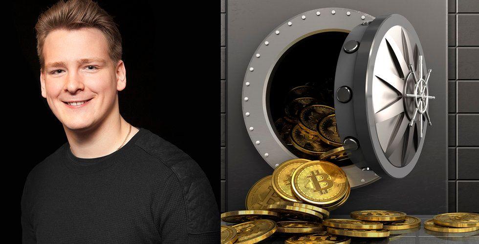 Kryptoexperten Ivan Liljeqvist – så skyddar du din kryptovaluta