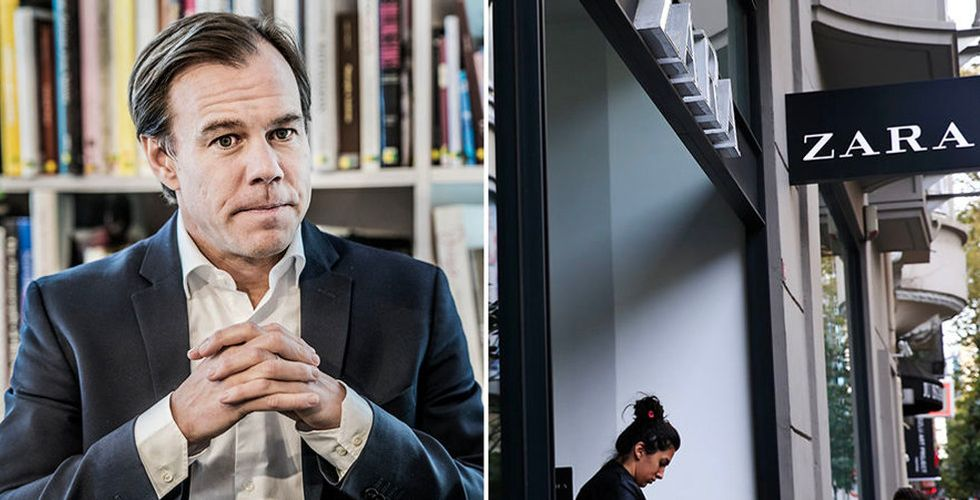 Breakit - Zara lanserar e-handel i 106 länder