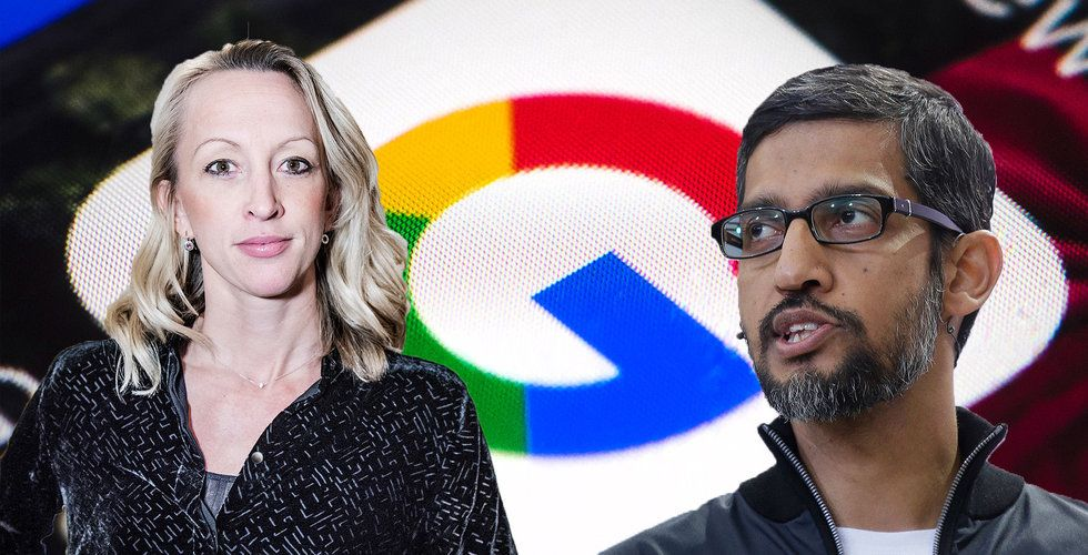 Google stoppar teknikskojare
