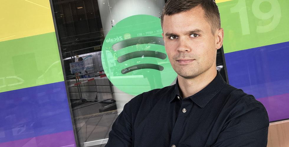 Breakit - Jag fick en guidad tur på Spotify – men den stora frågan är varför?