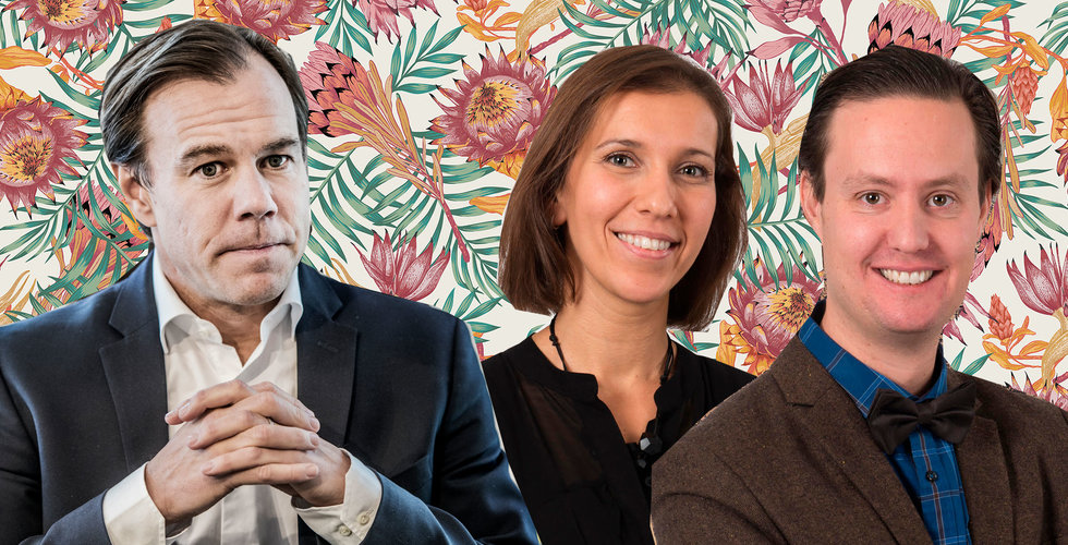 H&M Home inleder samarbete med e-handlaren Rebel Walls från Borås