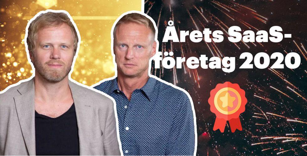 """Hive Streaming vinner Årets SaaS-företag – """"Fortsätter hålla tillväxttakten"""""""