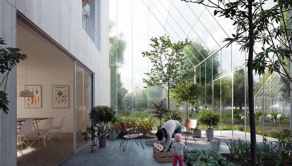 Breakit - Silicon Valley-startup vill bygga självförsörjande ekoby i Sverige