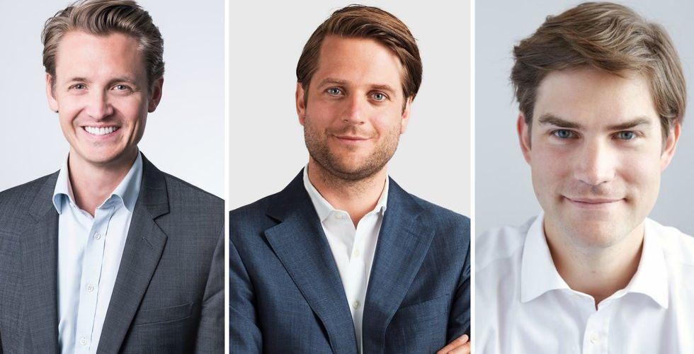 Klarna-grundarna tjänar över 2 miljarder på hemligt optionspaket
