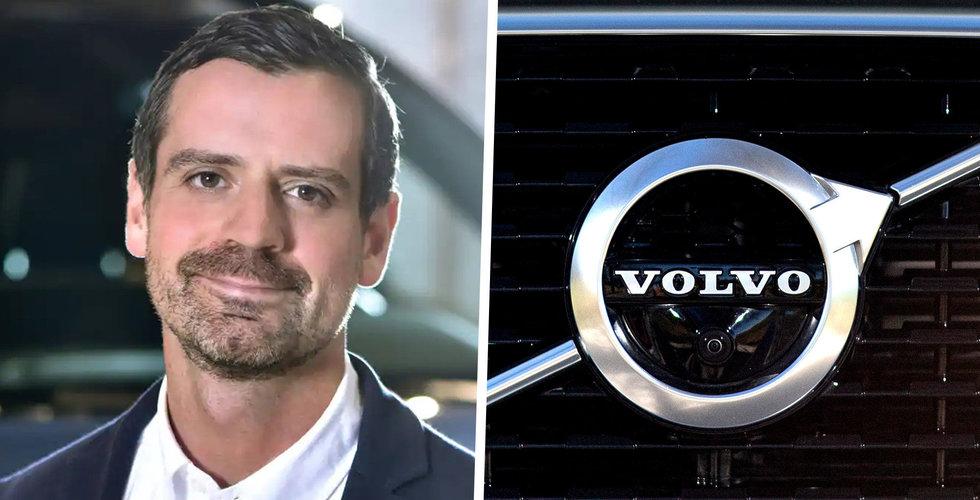 Volvo Cars tappar tech-toppchefen Patrik Illerstig – blir entreprenör istället