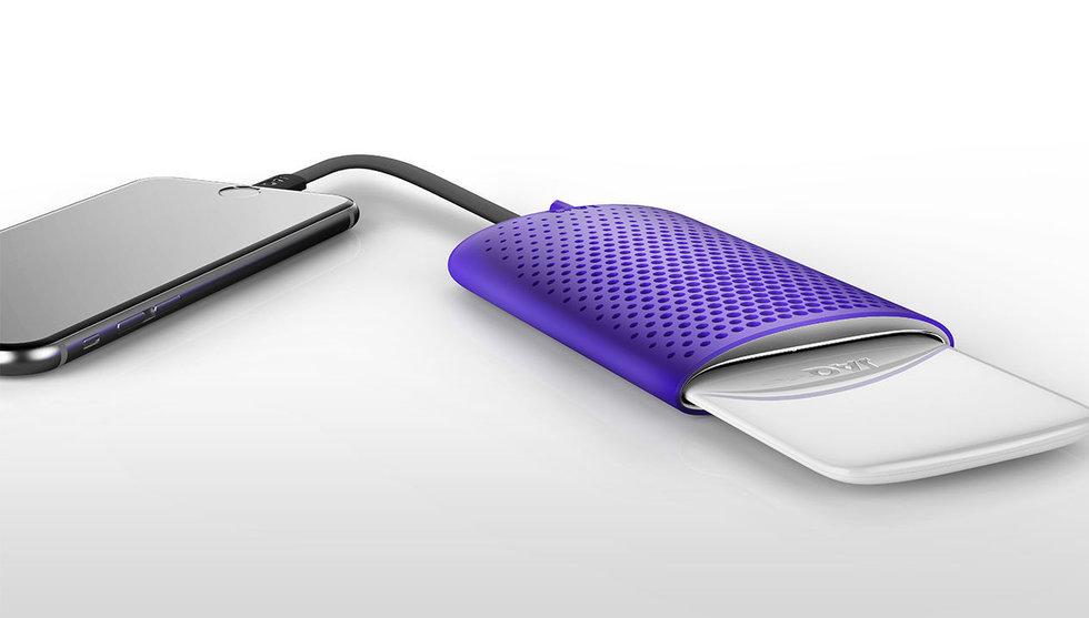 Breakit - Myfc vill in i handväskan med mer slimmad bränslecell