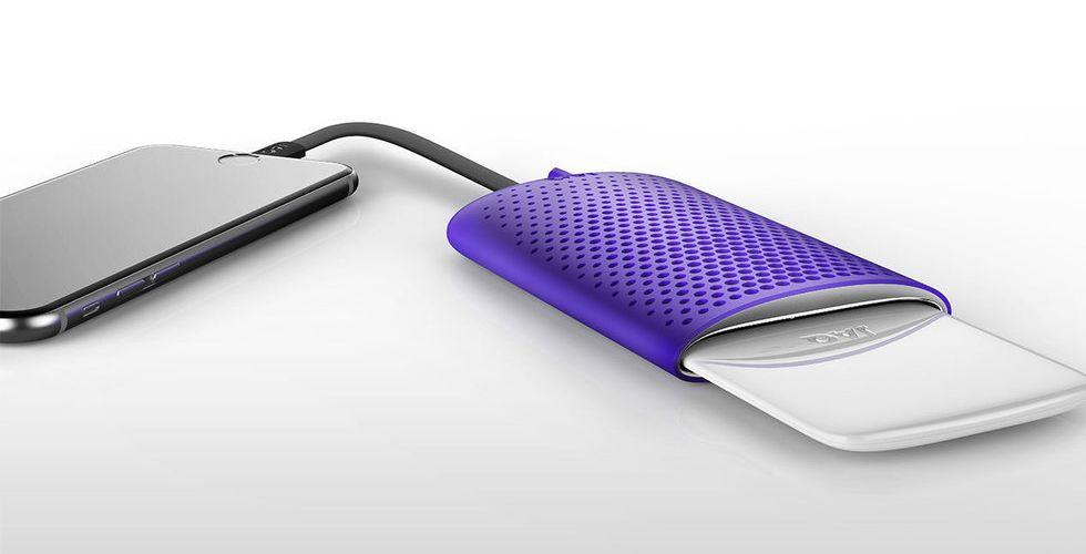 Myfc vill in i handväskan med mer slimmad bränslecell