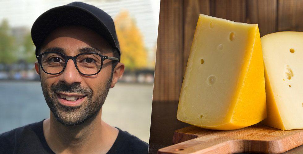 Sorosh Tavakoli sålde Videoplaza för en halv miljard – nu satsar han på vegansk ost