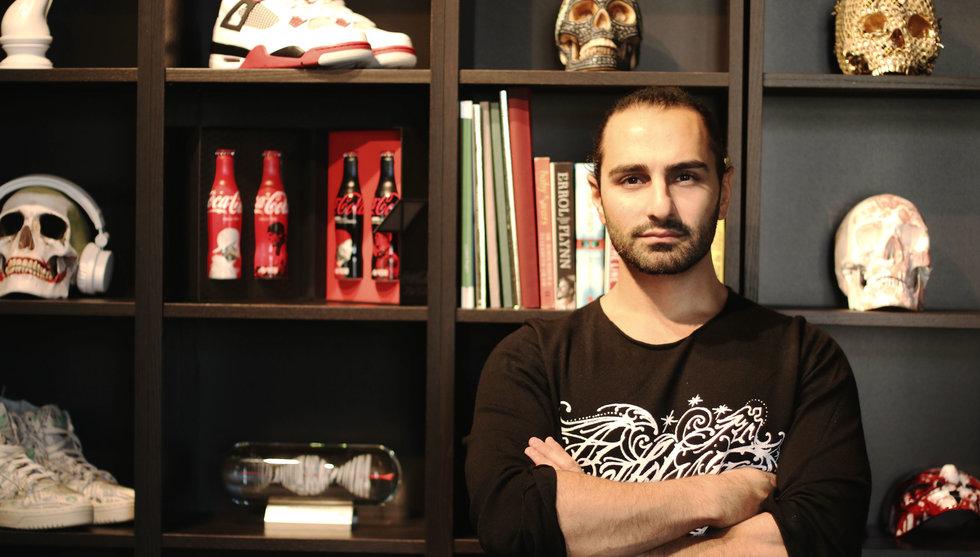 Efter Avicii - nu vill Ash Pournouri hylla influencers med ny gala
