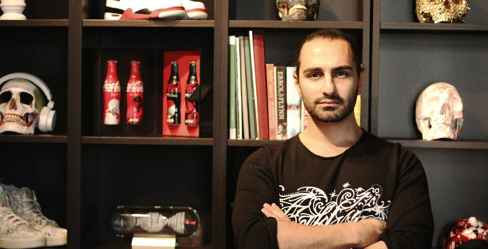 Breakit - Efter Avicii - nu vill Ash Pournouri hylla influencers med ny gala