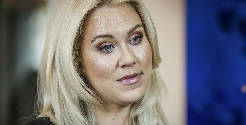 """Isabella Löwengrip om sina misslyckanden: """"Vill dra ett täcke över mig"""""""