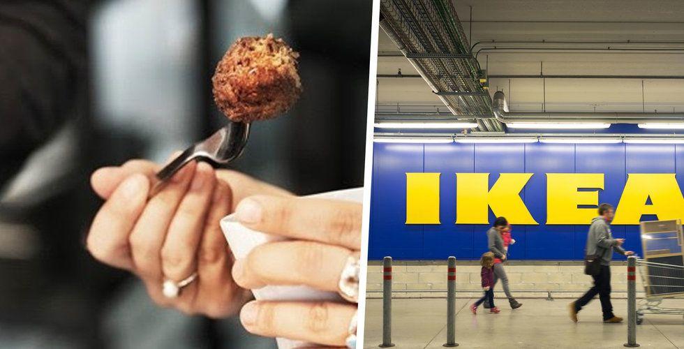 Hälften av Ikeas restaurangmåltider ska vara växtbaserade 2025