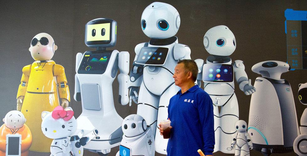 Google genomför förnyad satsning på robotar