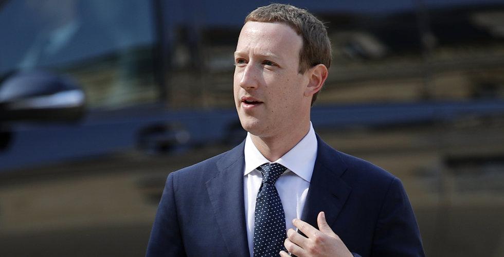 Facebook-chefen Zuckerberg förhörd av FTC i antitrust-utredning
