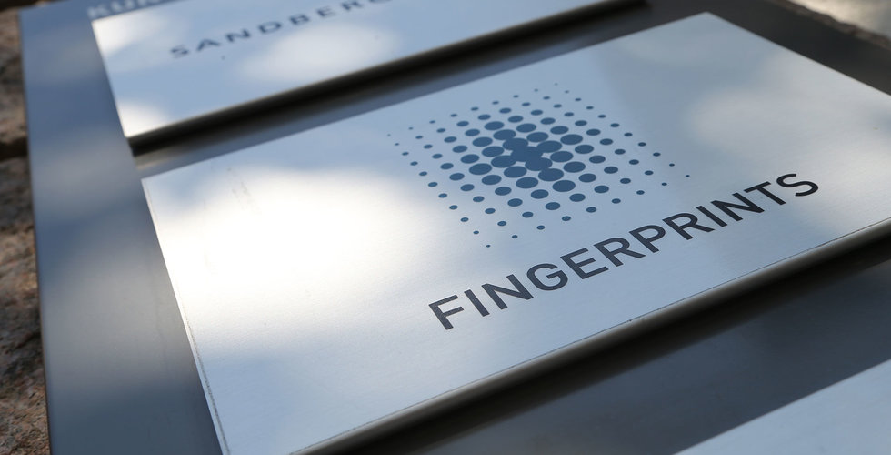 Fingerprint Cards sensorer med i laptops från Samsung och LG