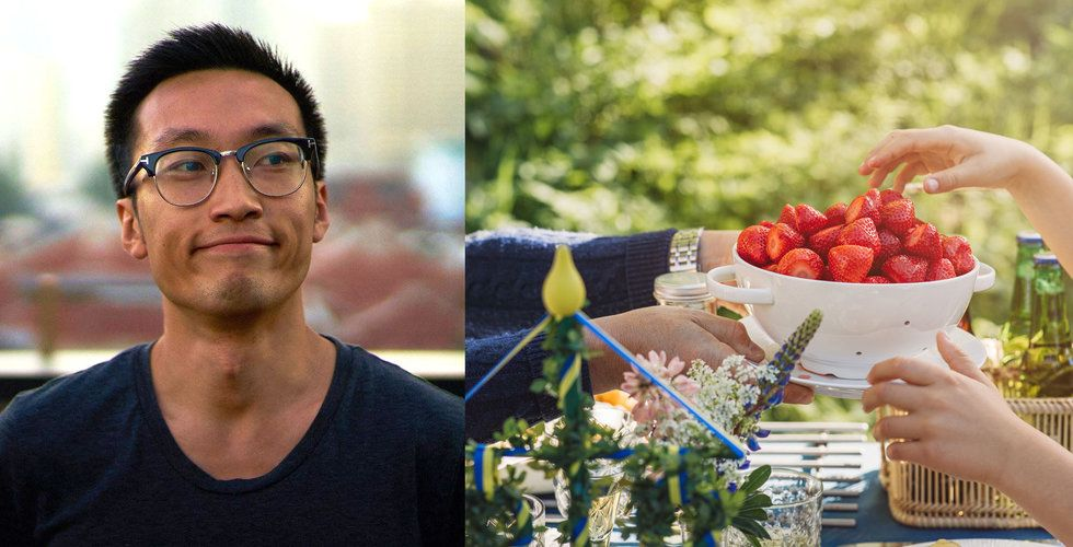 """Breakit - Tom Xiong sommarpratar: """"Önskar någon berättat hur tufft det är"""""""