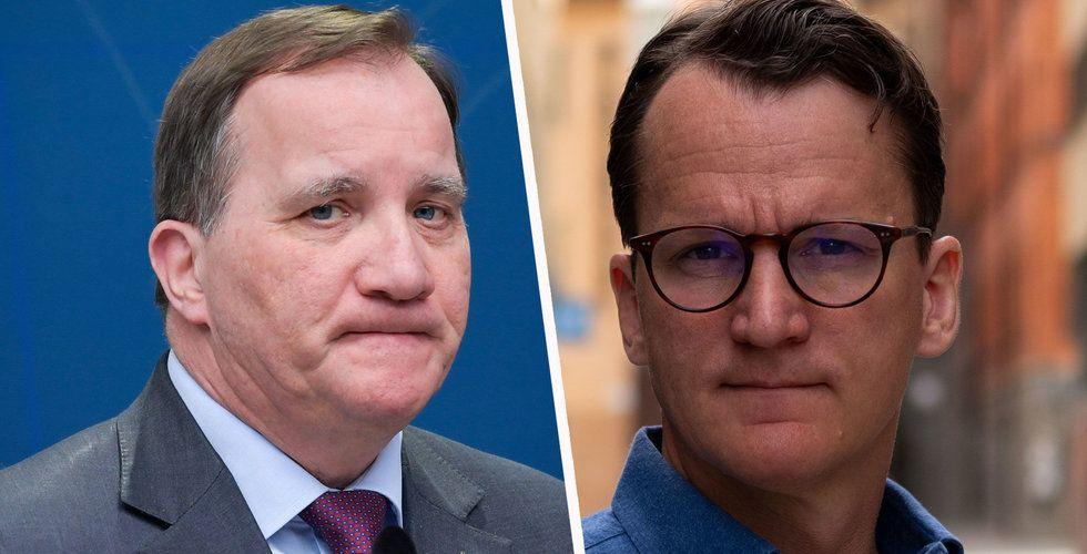 """Nicklas Storåkers: """"Tusentals småföretagare riskerar slås ut – regeringen måste agera nu"""""""
